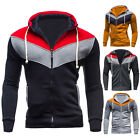 Kyпить Men's Coat Jacket Outwear Sweater Winter Slim Hoodie Warm Hooded Sweatshirt Mens на еВаy.соm