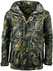 Mens GAME Camouflage Stealth Field Camo Waterproof Jacket Hunting Shooting