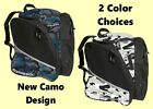 Transpack Ice Skating Backpack - NEW CAMO DESIGN - 2 COLOR CHOICES