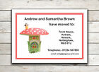 Personalised Change of Address Cards Design 83