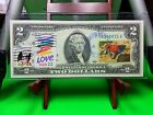 $2 Collectible Uncirculated Banknote Frog