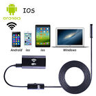 HD 720P Waterproof WiFi Endoscope Inspection Camera for iOS/Android/Windows