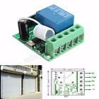 2Pcs 315/433MHZ DC12V 10A 1CH Wireless Relay RF Remote Control Switch Receiver