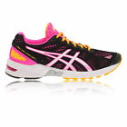 ASICS GEL-DS TRAINER 19 Womens Black Support Road Racing Running Trainers Shoes