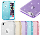 Pretty Sparkling Glamorous Sequin Glitter Soft Gel Case Cover iPhone 5s/SE 6/s 7