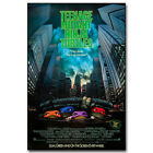 Teenage Mutant Ninja Turtles Cartoon Movie Silk Poster 12x18 24x36 inch