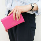 Envelope Women Wallet Purse Handbag Clutch Case for iphone 6 7 plus Samsung HTC