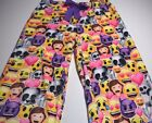 New Emoji Sleep pants Pajamas women's juniors sizes S M L XL 2XL 3XL