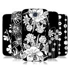 HEAD CASE DESIGNS BNW FLORAL REPLACEMENT BATTERY COVER FOR SAMSUNG GALAXY S4