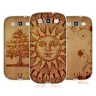 HEAD CASE DESIGNS WOOD ART SOFT GEL CASE FOR SAMSUNG GALAXY S3 III
