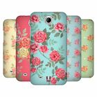 HEAD CASE DESIGNS NOSTALGIC ROSE PATTERNS CASE FOR HTC DESIRE 300 / ZARA MINI