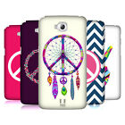 HEAD CASE DESIGNS PEACE EMBLEMS HARD BACK CASE FOR LG G PRO LITE / D680 / D682TR