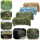 13ft x 6.5ft Woodland Camouflage Net Camo Netting Hunting Camping Hide Shelter
