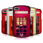 HEAD CASE DESIGNS TELEPHONE BOX HARD BACK CASE FOR BLACKBERRY Q10