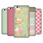 HEAD CASE DESIGNS FRENCH COUNTRY PATTERNS SOFT GEL CASE FOR HTC ONE X9