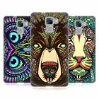 HEAD CASE DESIGNS AZTEC ANIMAL FACES SOFT GEL CASE FOR HUAWEI HONOR 7