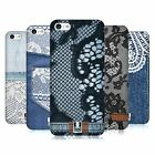 HEAD CASE DESIGNS JEANS AND LACES HARD BACK CASE FOR APPLE iPHONE 5C