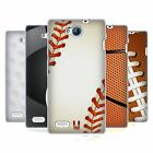 HEAD CASE DESIGNS BALL COLLECTION SOFT GEL CASE FOR ZTE BLADE G LUX / KIS 3 MAX
