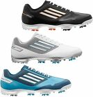 New Tour Adidas Men's adizero One Spiked Golf Shoes Waterproof Lightweight