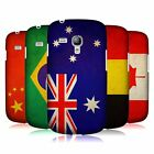 HEAD CASE DESIGNS VINTAGE FLAGS HARD BACK CASE FOR SAMSUNG GALAXY S3 III MINI