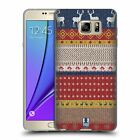 HEAD CASE DESIGNS KNITTED CHRISTMAS SOFT GEL CASE FOR SAMSUNG GALAXY NOTE 5