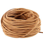 Suede Leather Cord Lace Beading Craft Thread String 0.3mm 20 Meters 7 Colors