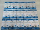Lot Of 15 Boxes Holiday Time 25 Count Cool White LED C7 Christmas Lights Wedding
