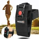 "Adjustable Sports Gym Running Slim Armband Arm Band Case Pouch for 2.5-5"" Phone"
