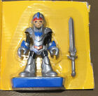 FISHER PRICE Imaginext Apptivity Fortress Replacement KNIGHT NEW