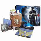 "PlayStation 4 Slim 500GB Uncharted 4 Bundle + Loot Crate ""Mythic"" Gaming Crate"