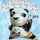 KungFu Panda Foil Balloon C Zoo Animal Decoration Shower Birthday Party Supplies
