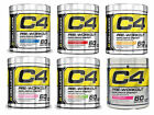 Cellucor C4 Pre-Workout Dietary Supplement - 60 Servings - Multiple Flavors