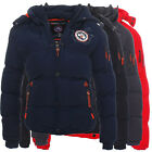 Geographical Norway Veron Men's Winter Jacket Quilted Jacket