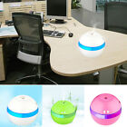 LED Night Light Globe Ultrasonic Air Humidifier Aroma Essential Oil Diffusers