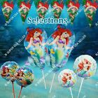 PARTY SUPPLIES Little Mermaid Ariel Balloons Princess Decor Shower Birthday A US