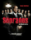 The Sopranos - The Complete Series (Blu-ray Digital HD, 2014, 28-Disc Set)