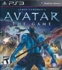 Avatar: The Game PS3 Complete NM Play Station 3, video games