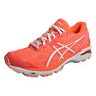Asics GT-1000 5 Womens Premium Running Shoes Fitness Gym Trainers Flash Coral