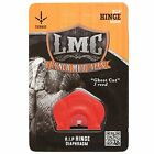 Lynch Mob Calls Turkey R.I.P. Hinge Diaphragm Bat Wing Ghost Combo Cut 2 3 ReedGame Calls - 36252