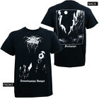 Authentic DARKTHRONE Transilvanian Hunger Album Cover T-Shirt S M L XL 2XL NEW