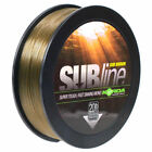 Korda NEW Subline Carp Fishing Main Line 1000m Brown *All Breaking Strains*