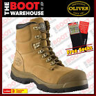 "Oliver Work Boots 55232, 150mm (6""), Lace-Up, Steel Cap Safety - ORIGINAL STYLE"