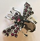 1800s-20s,30s,40s Wasp Unisex Lapel Hat Pin Brooch Vintage Victorian Style Pinup
