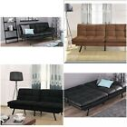 Futons with Mattress Included Memory Foam Convertible bed sofa sleeper guest