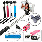 Bluetooth Selfie Stick Handheld Monopod Extendable For iPhone 6 Plus 5S + Focus