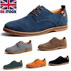 2017 UK Suede European style leather Shoes Men Lace up Oxfords Casual Multi Size