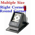 FANGLING Table-type ID Passport License Photo Punch Cutter