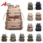 Outdoor Tactical Molle Backpack Military Camping Hiking Sports Travel Bag Pack