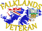 35th FALKLANDS ANNIVERSARY Embroidered Fleeces