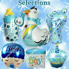 SELECTIONS BABY GIRL BOY SHOWER Foil Balloons Decor Birthday Party Supply lot E